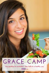 Grace Canp #ChristianWeightLoss #SelfCare https://faithful-finish-lines.teachable.com/?affcode=141265_gwo1xtj6