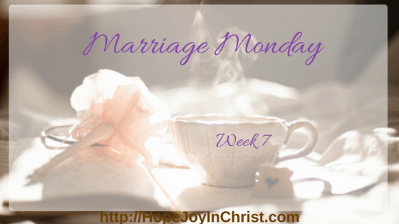 Marriage Monday Week7 [Love does not act Unbecoming, disrepectfully, Biblical Marraige, Christian Marraige, Biblical Wifehood, Marriage Challenge]