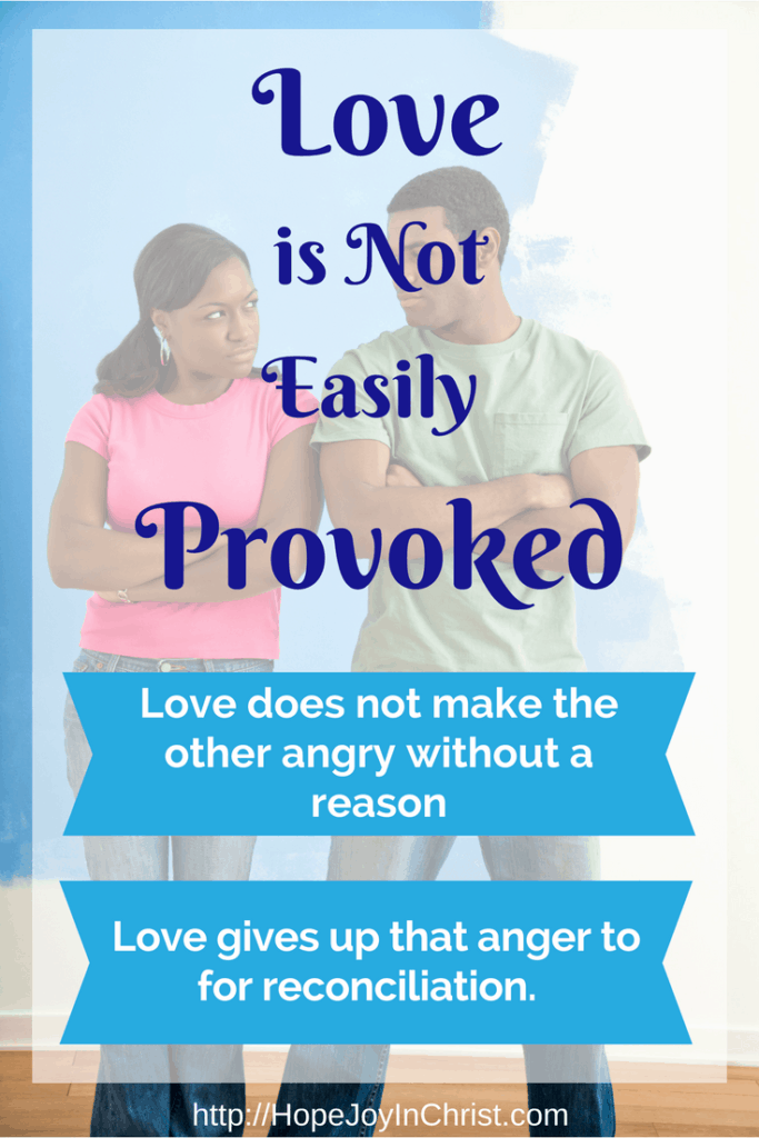MarriageMonday Week 9 [Love is not easily provoked ] Christian Marriage advice, Biblical Wifehood, Forgiveness