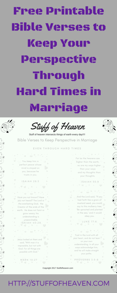 Bible Verse Printable for Marriage (StuffofHeaven.com)