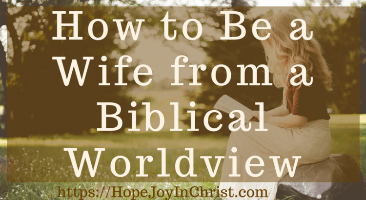How to Be a Wife from a Biblical Worldview ( #ChristianMarriageAdvice #BiblicalMarriageAdvice #ChristianLiving #Relationshipquotes #FindingHopeAndJoyInMyMarriage #OnlineCourse #MarriageCourse )