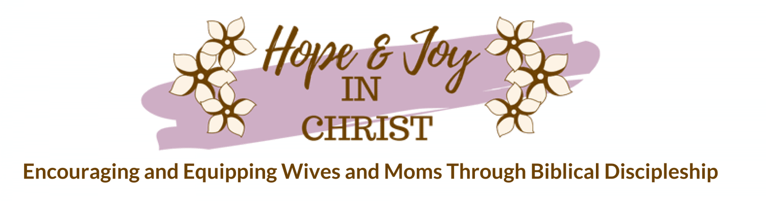 Hope Joy in Christ