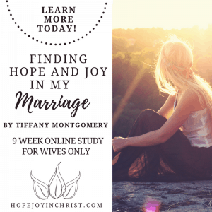 Learn More about Finding Hope and Joy in My Marriage Online Marriage Course for Wives Only ( #findinghopeandjoyinmymarriage #ChristianMarriage #ChristianMarriageadvice #BiblicalMarriage #Relationshipadvice #ChristianLiving #HopeinMarriage )