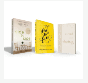 Books by Jayme Hull Books for Giveaway in Hope For marriage