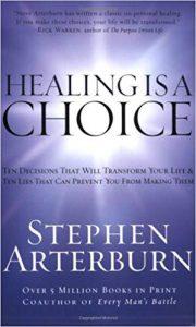 Healing is a Choice Book