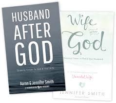 Husband after God wife after God