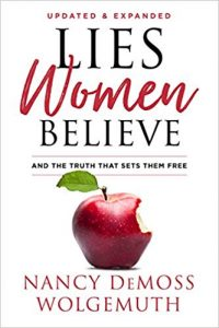 Lies Women Believe book