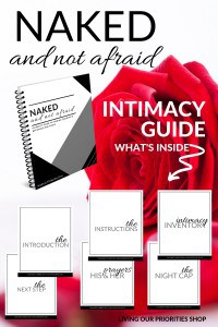 Naked and Not Afraid Intimacy Guide