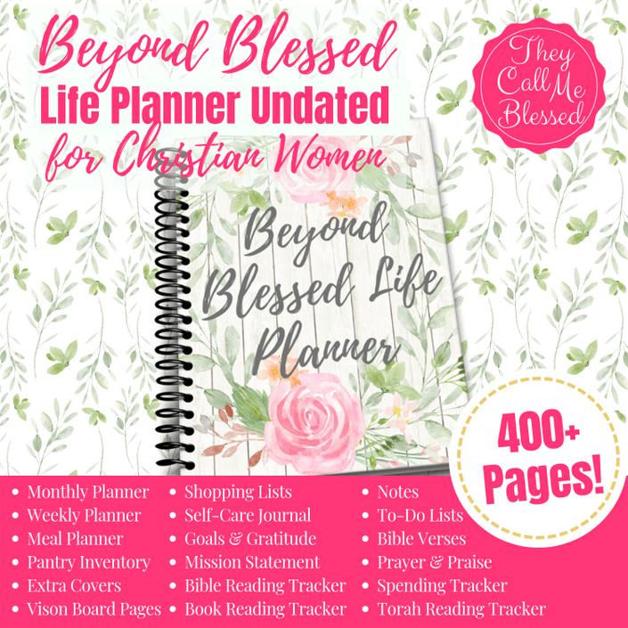 Blessed Life Digital Planner
